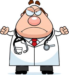 دکتر بد