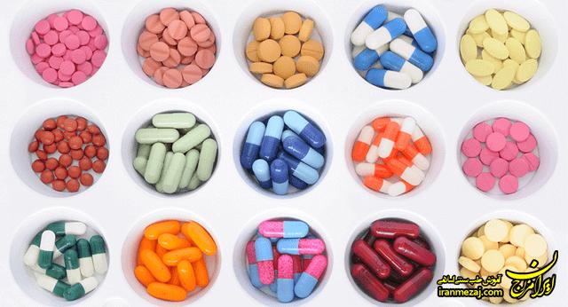 داروهای چرک خشک کن