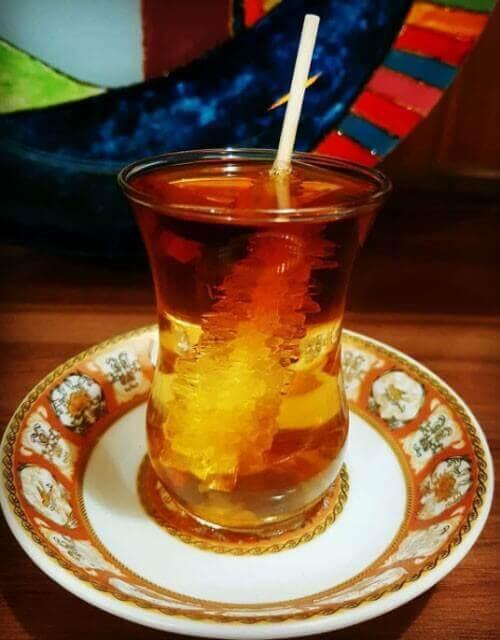 چای ونبات